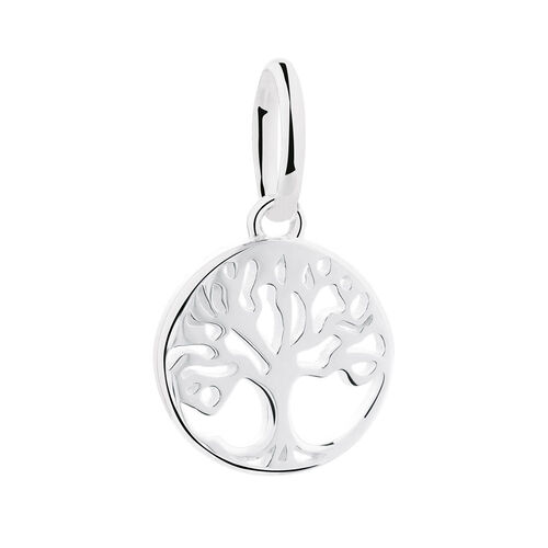 Sterling Silver Tree of Life Mini Pendant
