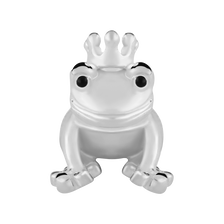 Sterling Silver Frog Charm