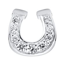 Stelring Silver Horseshoe Charm