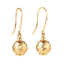 Charm Earring Set in 10ct Yellow Gold