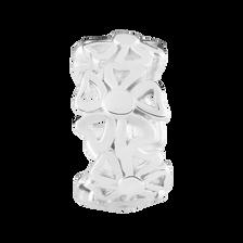 Sterling Silver Flower Filigree Charm