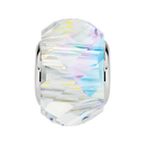White Crystal Prism Charm