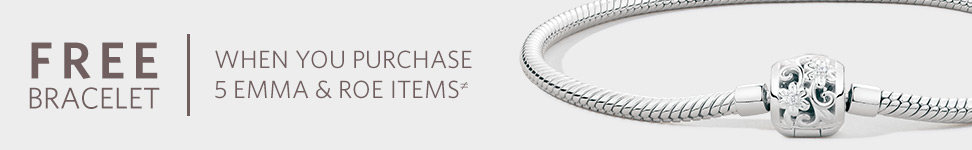 FREE BRACELET WHEN YOUR PURCHASE 5 EMMA & ROE ITEMS≠