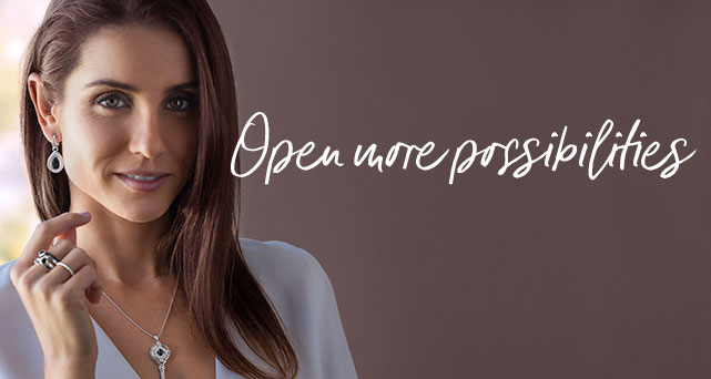 OPEN MORE POSSIBILITIES | Emma & Roe Coin Lockets