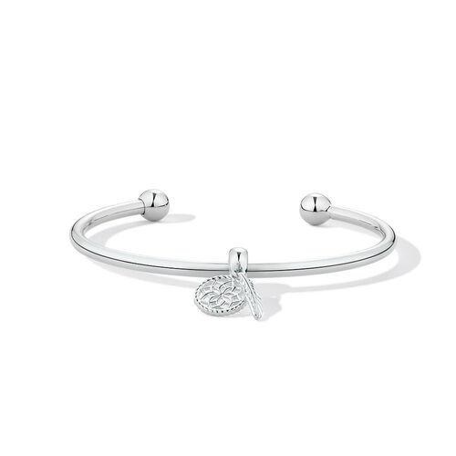 Ready to Wear Cuff Bracelet in Sterling Silver