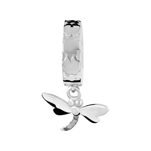 Sterling Silver Dragonfly Charm
