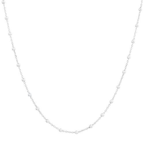 """50cm (20"""") Fancy Chain in Sterling Silver"""