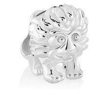 Sterling Silver Lion Cub Charm