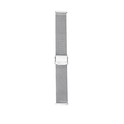 Large Mesh Watch Strap with Stainless Steel