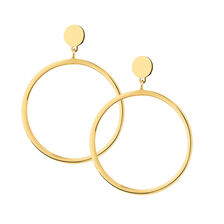 Hoop & Stud Earrings in 10ct Yellow Gold
