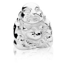 Sterling Silver Buddha Charm