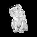 Sterling Silver Monkey Charm