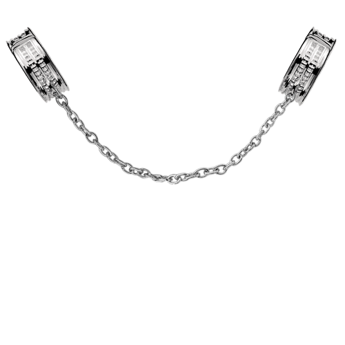 Sterling Silver Safety Chain