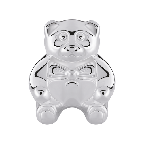 Sterling Silver Teddy Bear Charm