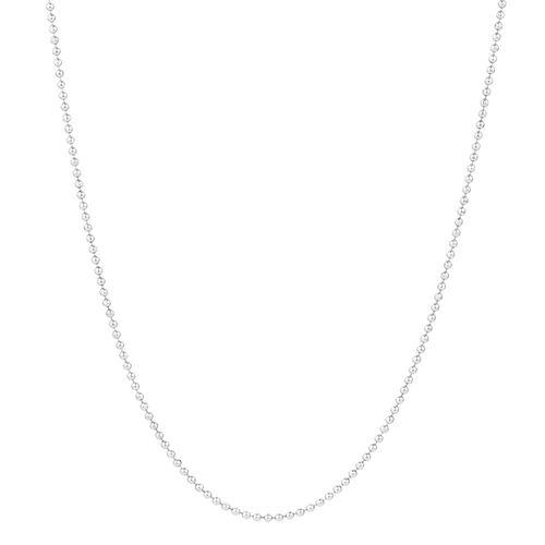 "Sterling Silver 60cm (24"") Ball Chain"