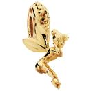 10ct Yellow Gold Fairy Charm
