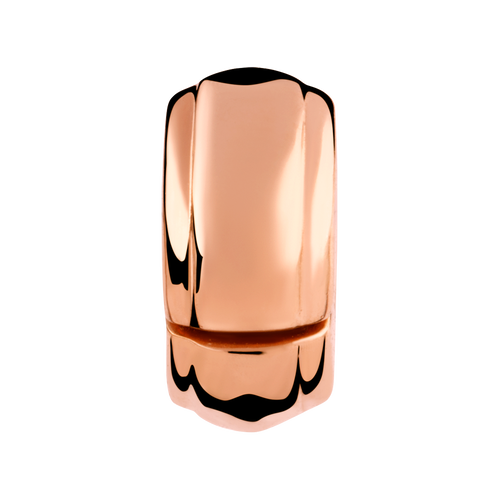 10ct Rose Gold Stopper