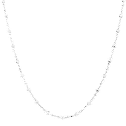 """80cm (32"""") Fancy Chain in Sterling Silver"""