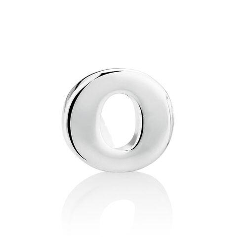 """""""O"""" Stud Earring in Sterling Silver"""
