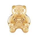 10ct Yellow Gold Teddy Bear Charm