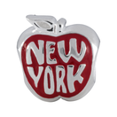 Sterling Silver New York Charm